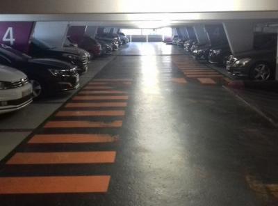 Parking Rennes gare nord - EFFIA - Parking public - Rennes