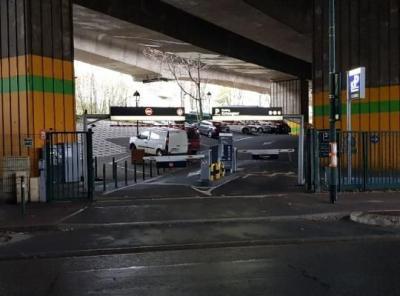 Parking Saint Maurice l'échangeur - EFFIA - Parking public - Saint-Maurice