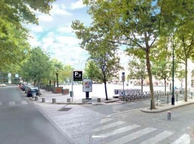 Parking Saint Maurice Montgolfier - EFFIA - Parking public - Saint-Maurice