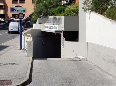 Parking Sainte-Maxime centre - EFFIA - Parking public - Sainte-Maxime