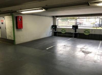 Parking Saint-Etienne Fauriel - EFFIA - Parking public - Saint-Étienne