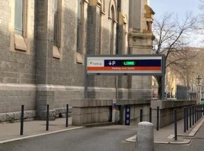 Parking Saint-Etienne Jean Jaures - EFFIA - Parking public - Saint-Étienne