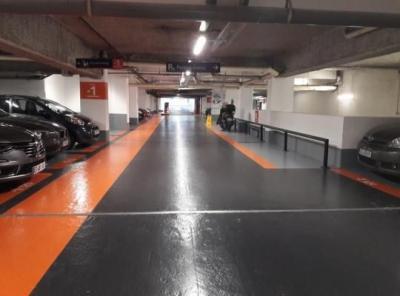 Parking Sceaux Charaire - EFFIA - Parking public - Sceaux