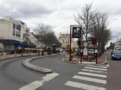 Parking Sceaux De Gaulle - EFFIA - Parking public - Sceaux