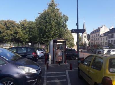 Parking Sceaux Penthièvre - EFFIA - Parking public - Sceaux
