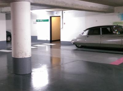 Parking Suresnes Belvedere - EFFIA - Parking public - Suresnes