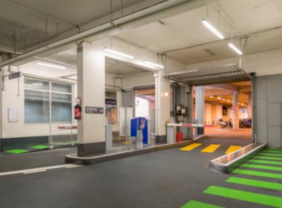 Parking Suresnes Charles Peguy - EFFIA - Parking public - Suresnes