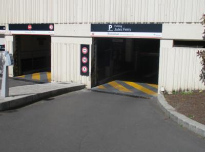 Parking Suresnes Jules Ferry - EFFIA - Parking public - Suresnes