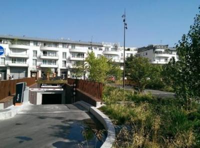 Parking Suresnes Place de la Paix - EFFIA - Parking public - Suresnes