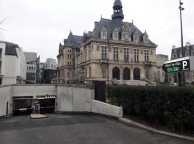 Parking Vincennes Hôtel de Ville - EFFIA - Parking public - Vincennes