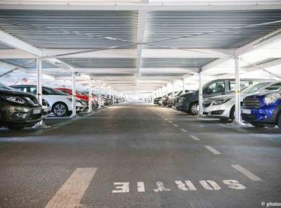 Parking P2 Voltaire - Parking public - Marseille