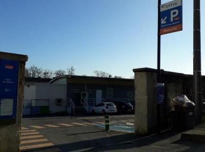 Parking gare de Meaux Est - EFFIA - Parking public - Meaux
