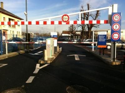 Parking Meaux Nord - Parking - Meaux