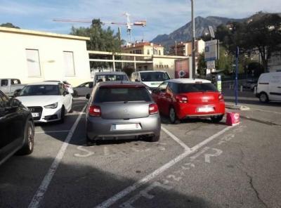 Parking gare de Menton - EFFIA - Parking public - Menton
