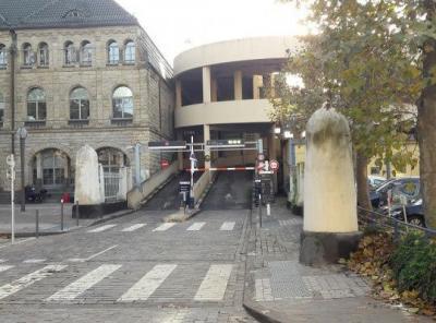 Parking gare de Metz longue durée - EFFIA - Parking public - Metz