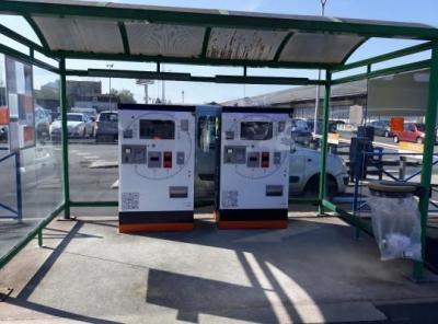 Parking gare de Niort longue durée - EFFIA - Parking public - Niort