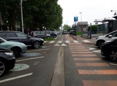 Parking gare de Noisy le Sec RER P+R - EFFIA - Parking public - Noisy-le-Sec
