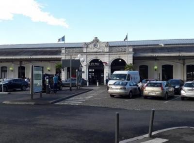 Parking gare de Pau - EFFIA - Parking public - Pau