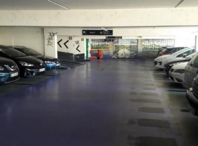 Parking gare de Poitiers Pont Achard - EFFIA - Parking public - Poitiers