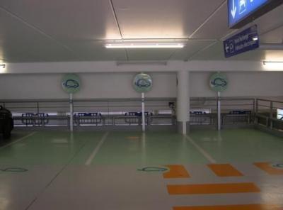 Parking gare de Reims Clairmarais - EFFIA - Parking public - Reims