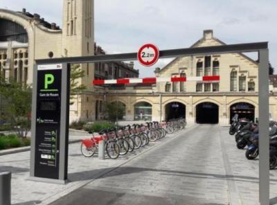 Parking Gare de Rouen - Parking - Rouen