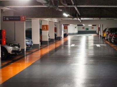 Parking de Sceaux Robinson - EFFIA - Parking public - Sceaux