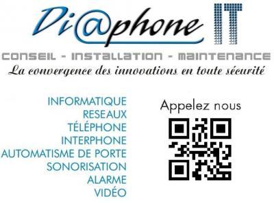 Diaphone IT - Vente de matériel et consommables informatiques - Maisons-Alfort