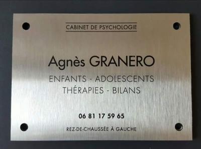 Agnès Granero - Coaching - Nîmes