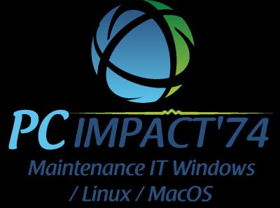 Pc Impact '74 - Dépannage informatique - Thonon-les-Bains