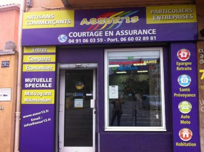 Assur'13 - Courtier en assurance - Marseille