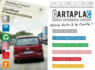 Agence CARTAPLAC Challans - Pièces et accessoires automobiles - Challans