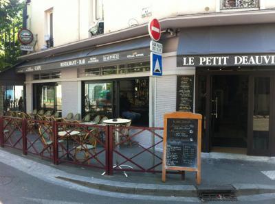 Le Petit Deauville - Restaurant - Montreuil