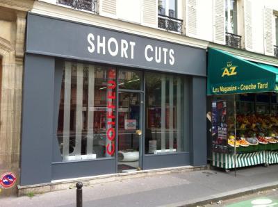 Short Cuts - Coiffeur - Paris