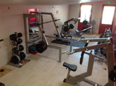 Athlétic Body Center - Infrastructure sports et loisirs - Niort