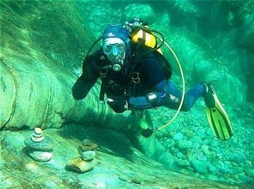 CPL Aquaventure - Travaux sous-marins - Thonon-les-Bains