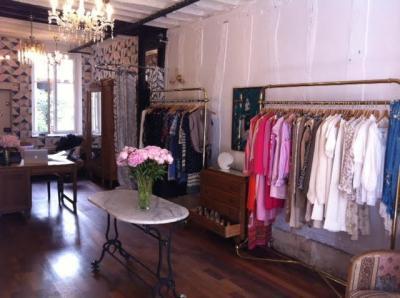 Les Chineuses Chics - Dépôt-vente de vêtements - Paris