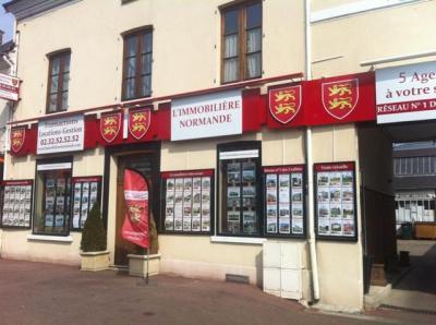 L'Immobilière Normande - Agence immobilière - Gaillon