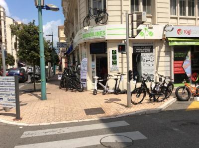 Greenlines - Vente et réparation de vélos et cycles - Menton