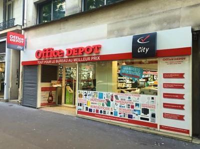 Office Depot - Papeterie - Paris