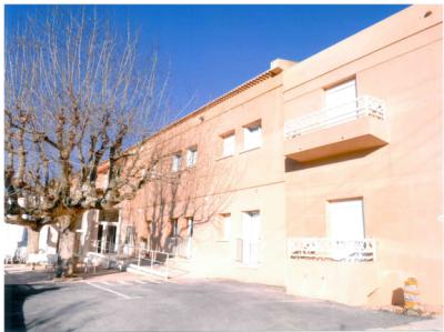 Residence Saint Clair Sa - Maison de retraite privée - Saint-Zacharie