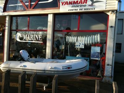 Eric Marine - Vente et réparation de bateaux de plaisance - Les Sables-d'Olonne
