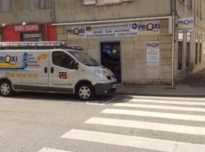 R.t.s Proxi Radio Tele Service - Vente et installation d'antennes de télévision - Saint-Dizier