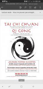 Associations Hexagramme-Buqi Limoges Tai-Chi-Chuan,Qi-Gong et Méditation - Cours de qi gong - Limoges