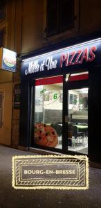 Mille Et Une Pizzas - Restaurant - Bourg-en-Bresse