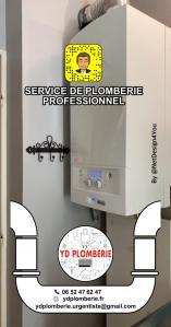 YD Plomberie - Plombier - Lyon
