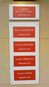 Thoraval Nathalie - Infirmier - Saint-Brieuc