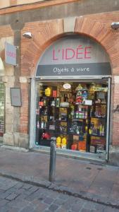 L'idée,Objets A Vivre - Cadeaux - Toulouse