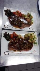 Les Meulieres - Restaurant - La Livinière