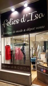 Folies D'Isa - Vêtements femme - Nice