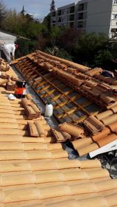Rénovation bâtiment Renard - Entreprise de nettoyage - Pessac
